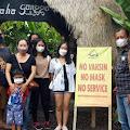 Pengelola Wisata Di Bali: No Vaksin, No Mask, No Service