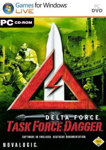 Delta Force: Task Force Dagger PC Full GOG