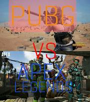 PUBG's tweet to Apex Legends