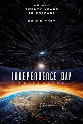 Sinopsis Film Independence Day: Resurgence 2016