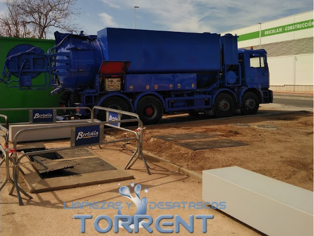 Limpiezas camiones cuba Valencia