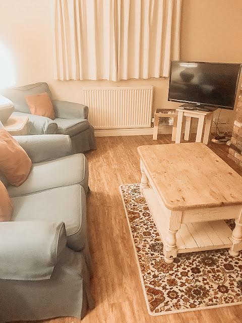 Mariner's Cottage Whitby living room