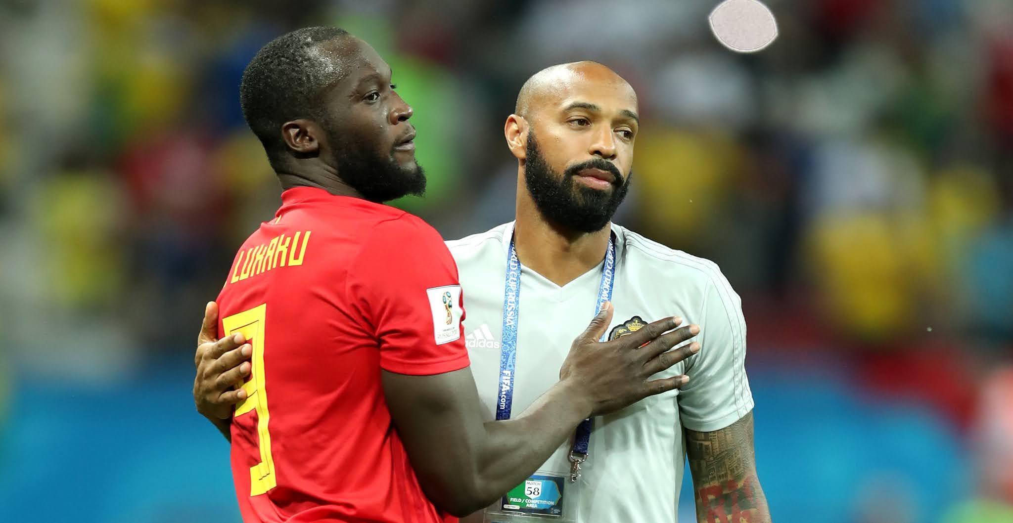 Lukaku has been instrumental to Belgium success to this point