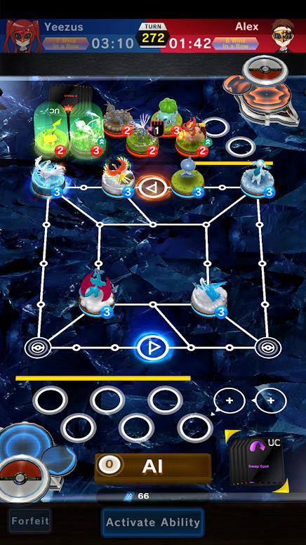 Pokémon Duel - Batalha Online