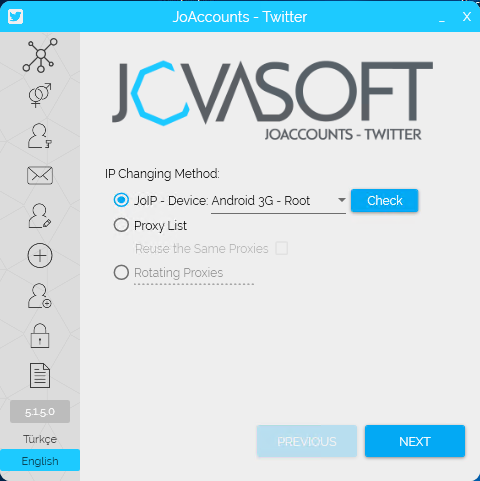 JoAccounts v5.1.5.0 Download Grátis