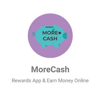 MoreCash App Refer Earn