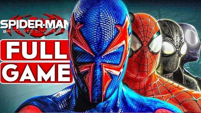 Best Spider-Man Games For PC