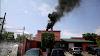 Crematorios de la Ciudad de México a tope , contaminando el Aire
