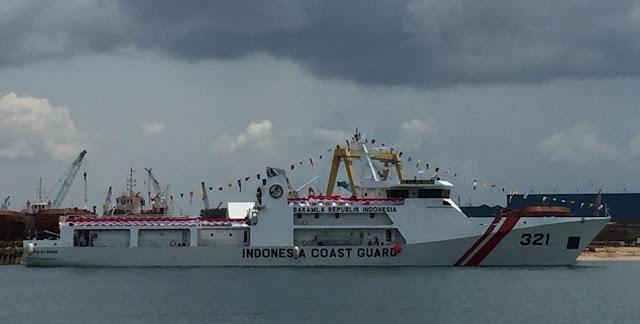 Bakamla RI Bakal Tambah Tiga Kapal Patroli Baru