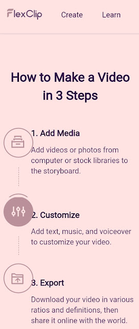 Flexclip app download