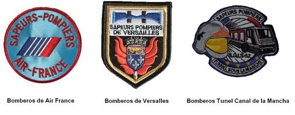 476b243a9 PARCHES DE BOMBEROS DE FRANCIA