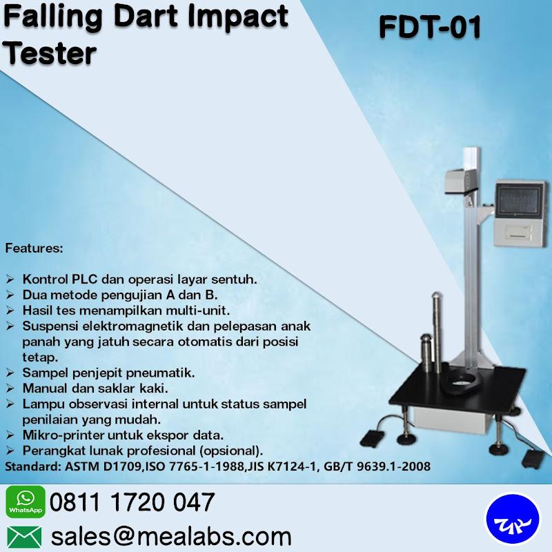 FDT-01 Falling Dart Impact Tester