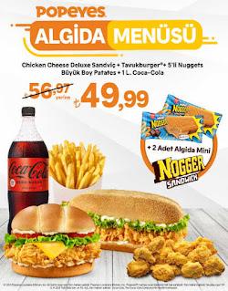 popeyes menu fiyat listesi algida menü tıkla gelsin online sipariş