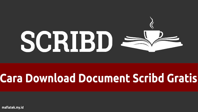 Cara Download Document Scribd Gratis