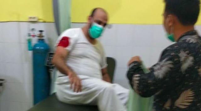 Syekh Ali Jaber Ditikam Saat Ceramah di Masjid, Polisi Bilang Begini