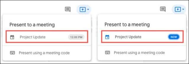 طريقة عرض ملفات جوجل درايف مباشرةً في Meet
