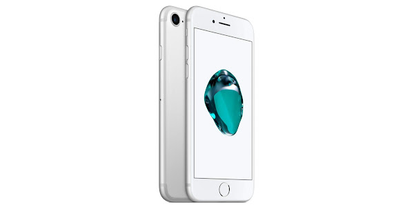 Apple iPhone 7 (silver)