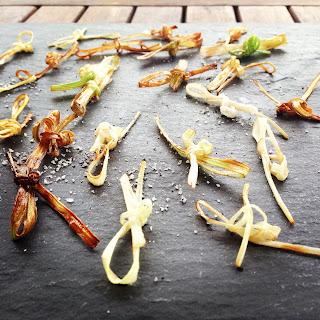 Lacitos Crujientes De Puerro (chips)