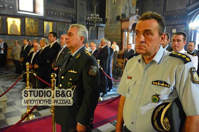 """""""Ημέρα τιμής των Αποστράτων της Ελληνικής Αστυνομίας"""" εορτάζεται σε όλη την Περιφέρεια Πελοποννήσου"""