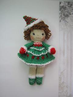 #вязаныекуклы #куклыручнойработы #новогодниеигрушки