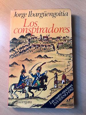 Los conspiradores. Argos-Vergara 1981