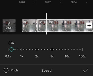 how to do slow mo in capcut