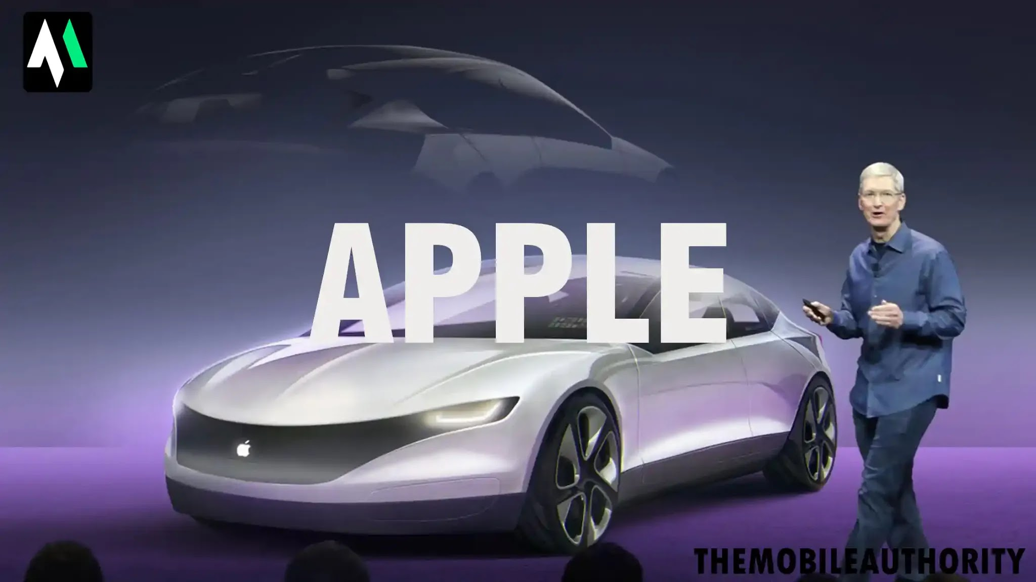 Apple's first car will be fully autonomous, won't be available for end users