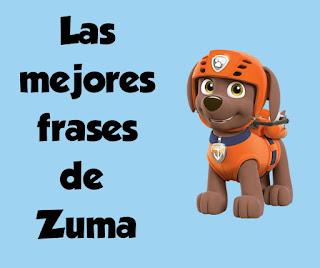Zuma frases