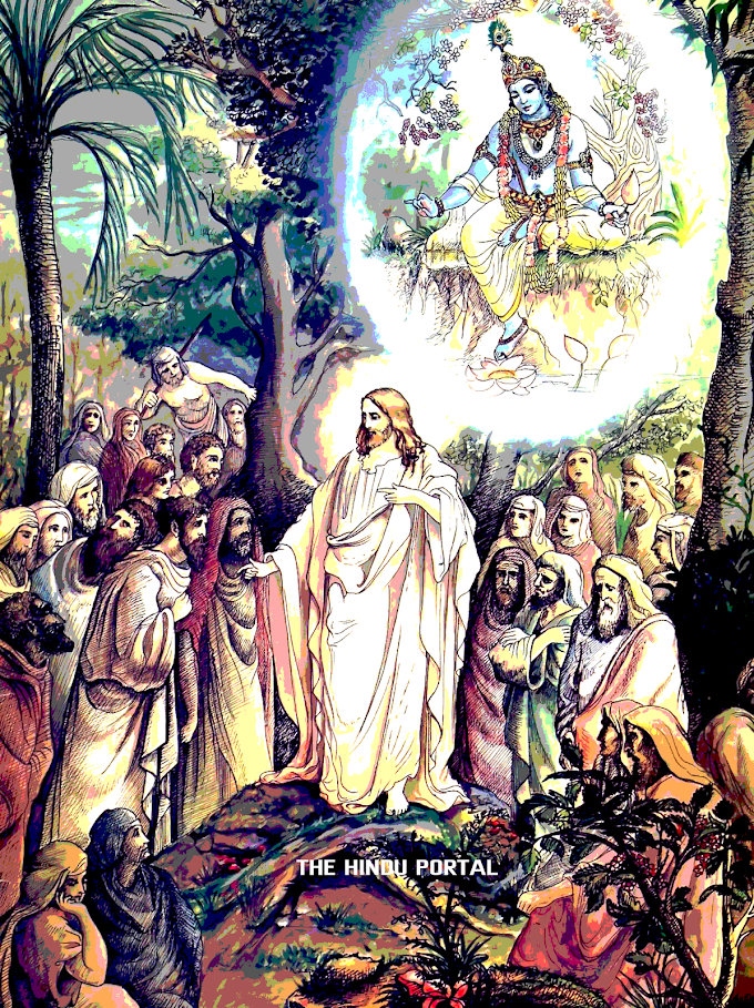 Who is Jesus? - Christ - Krischto - Krishna The Name is the same