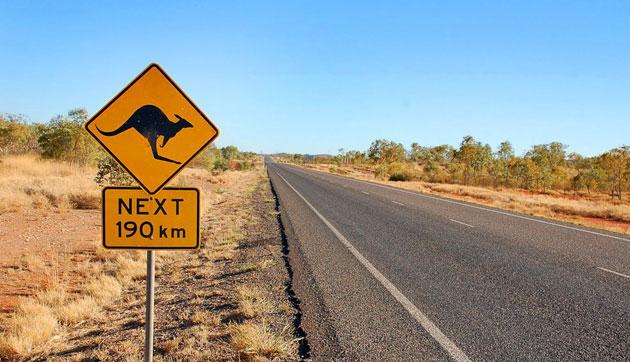 jalan tol Highway 1 Australia