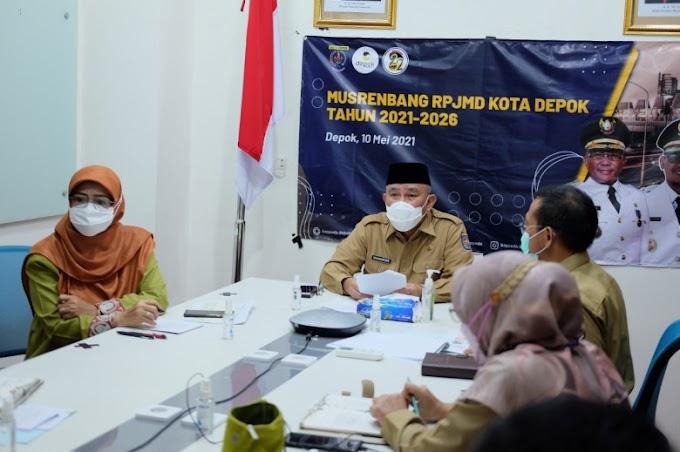 Pemkot Depok Gelar Musrenbang RPJMD 2021-2026