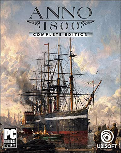 Anno 1800 Complete Edition Torrent (PC)