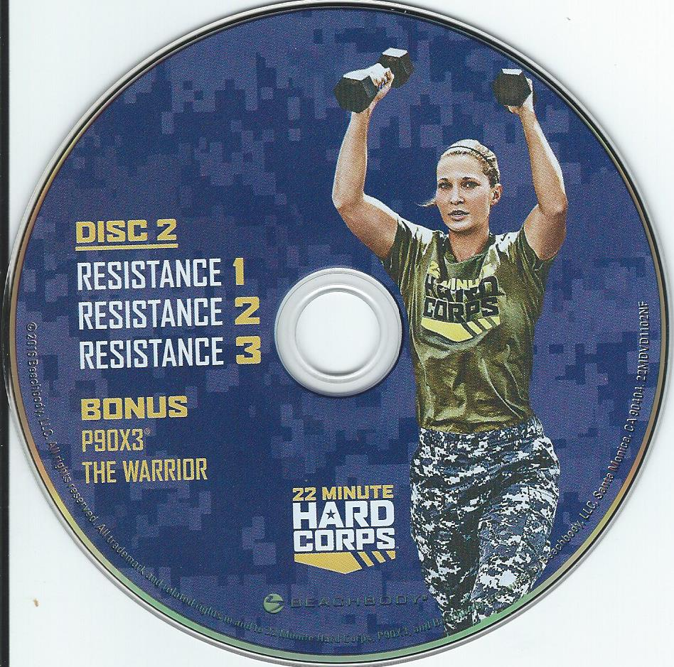 22 minute hard corps resistance 2