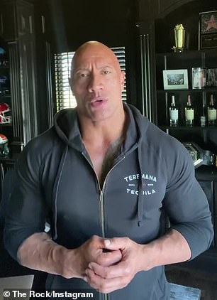 Dwayne Johnson Reveals His Entire Family Have Tested Positive For Coronavirus