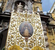 Horario e Itinerario de la Vísita de la Hermandad del Rocio de Córdoba a San José y Espíritu Santo hoy Viernes