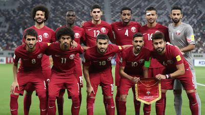 مشاهدة مباراة قطر وعمان