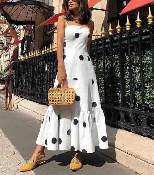 7 maneiras de usar vestido longo