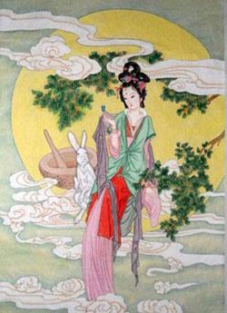 Chang'E Sang Dewi Bulan