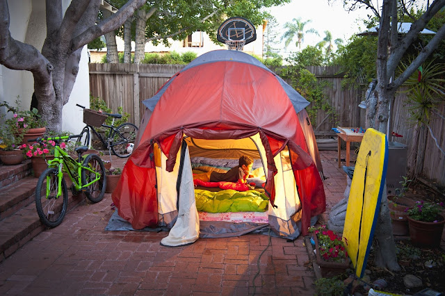 Family-Friendly Backyard Camping Ideas