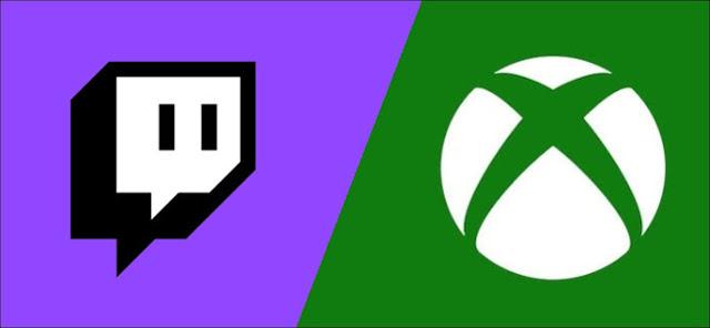 تويتش على Xbox