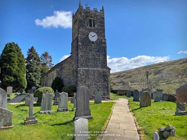 Muker church