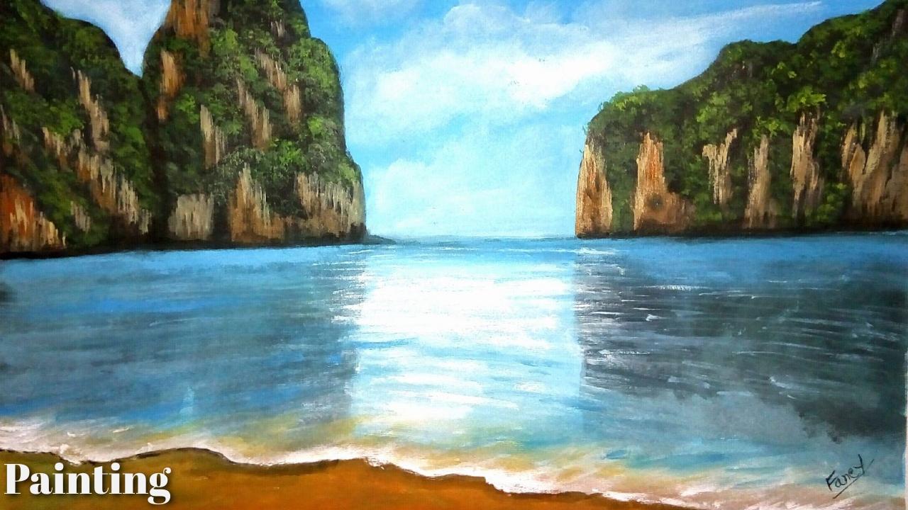 Fancy S Art Landscape Painting