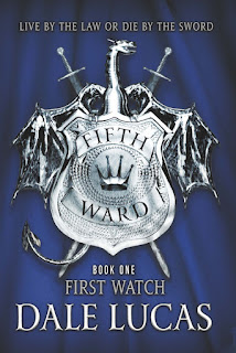 Interview with Dale Lucas, author of The Fifth Ward: First Watch