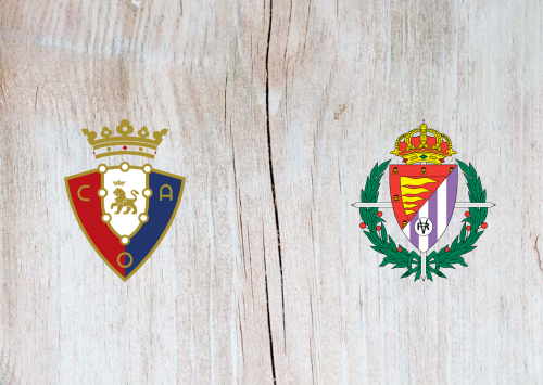 Osasuna vs Real Valladolid -Highlights 13 March 2021