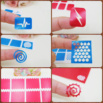 Nail Vinyls by @Madpik