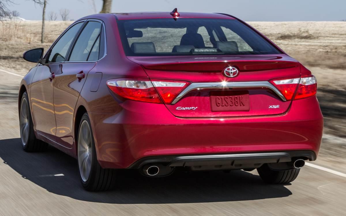 Novo Toyota Camry 2015 Fotos V 237 Deo E Especifica 231 245 Es