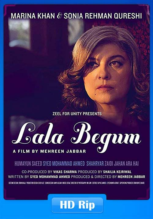 Lala Begum 2016 Hindi 720p HDRip x264 | 480p 300MB | 100MB HEVC