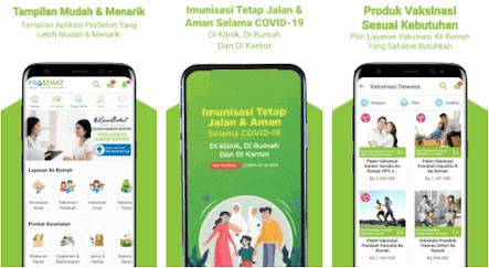 Aplikasi ProSehat