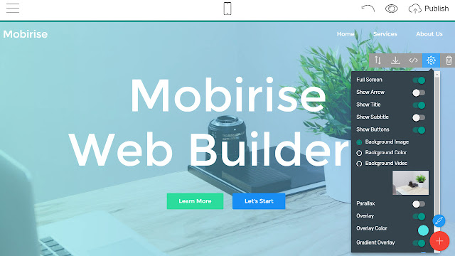 Mobirise Website Builder Review