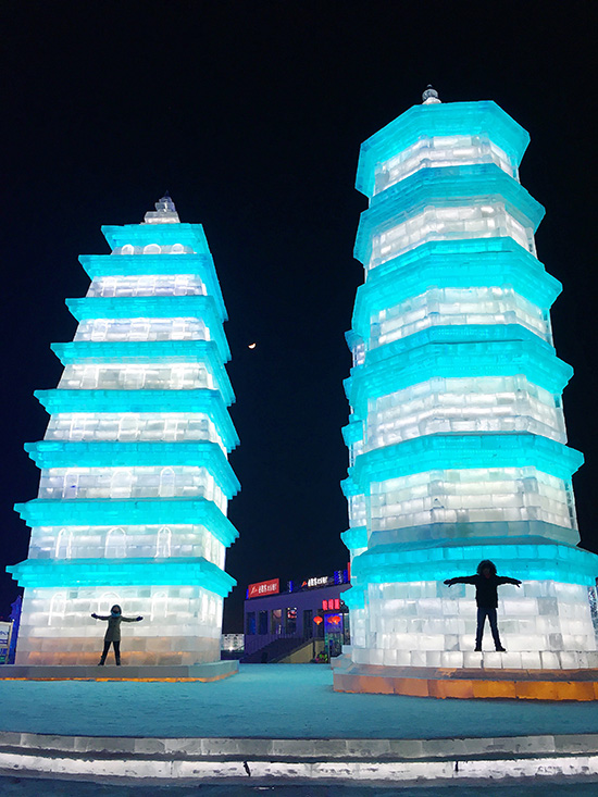 Ice and Snow World, Harbin, China